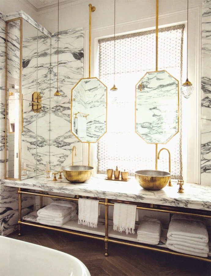 Your Guide to a Marble Tile Bathroom