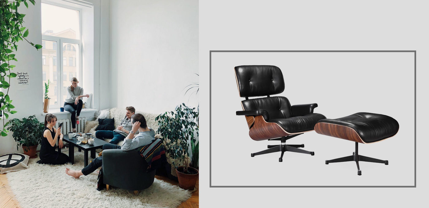 Finding the Perfect Eames Lounge Chair Replica