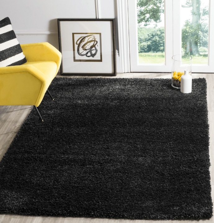 The Best Black Rugs for Your Bedroom